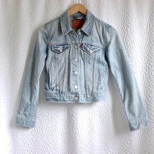 Levi's Original Trucker Jacket Style Jacket